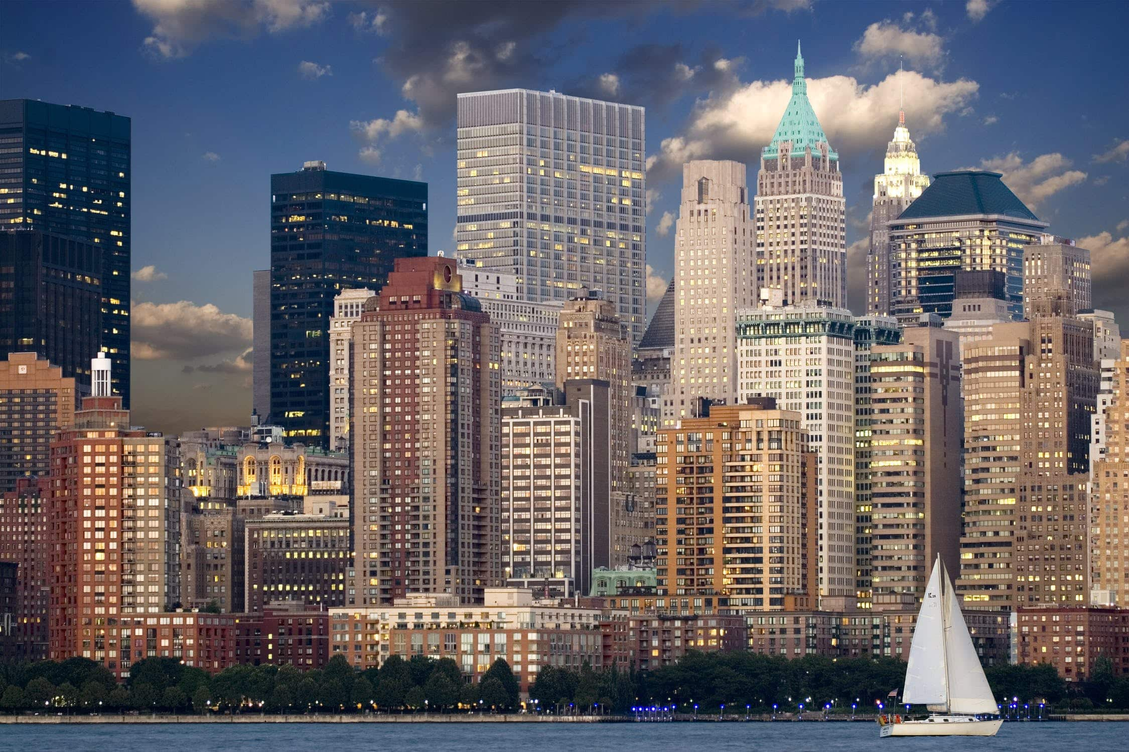 Top 5 districts of NYC for students and young professionals